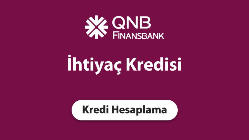 Finansbank Bireysel Kredi Faiz Oranları