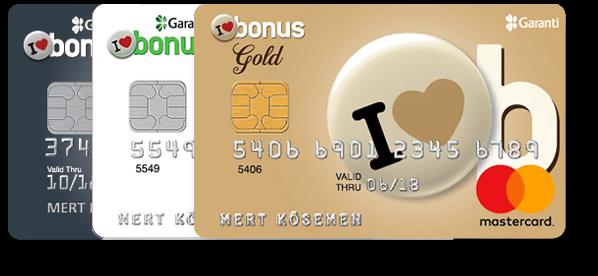 Garanti Bonus Gold Kredi Kartı Özellikleri