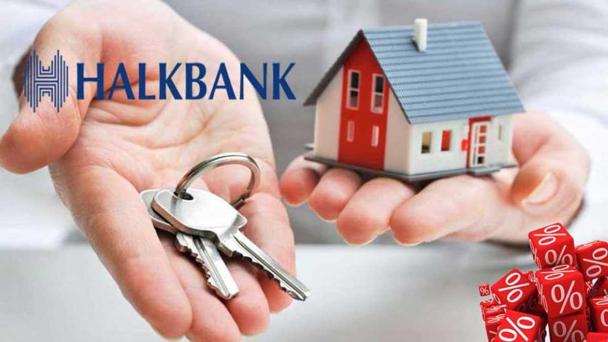 Halkbank Konut Kredisi Faiz Oranları Tablosu 2019