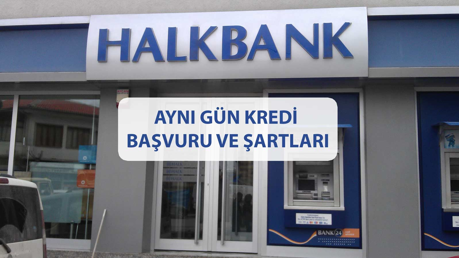 Halkbank Kolay ve Hızlı Kredi
