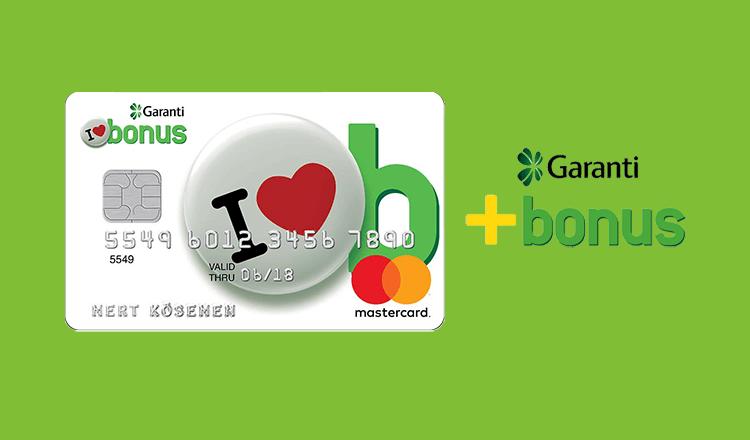 Garanti Bonus Kredi Kartı Limiti Yükseltme