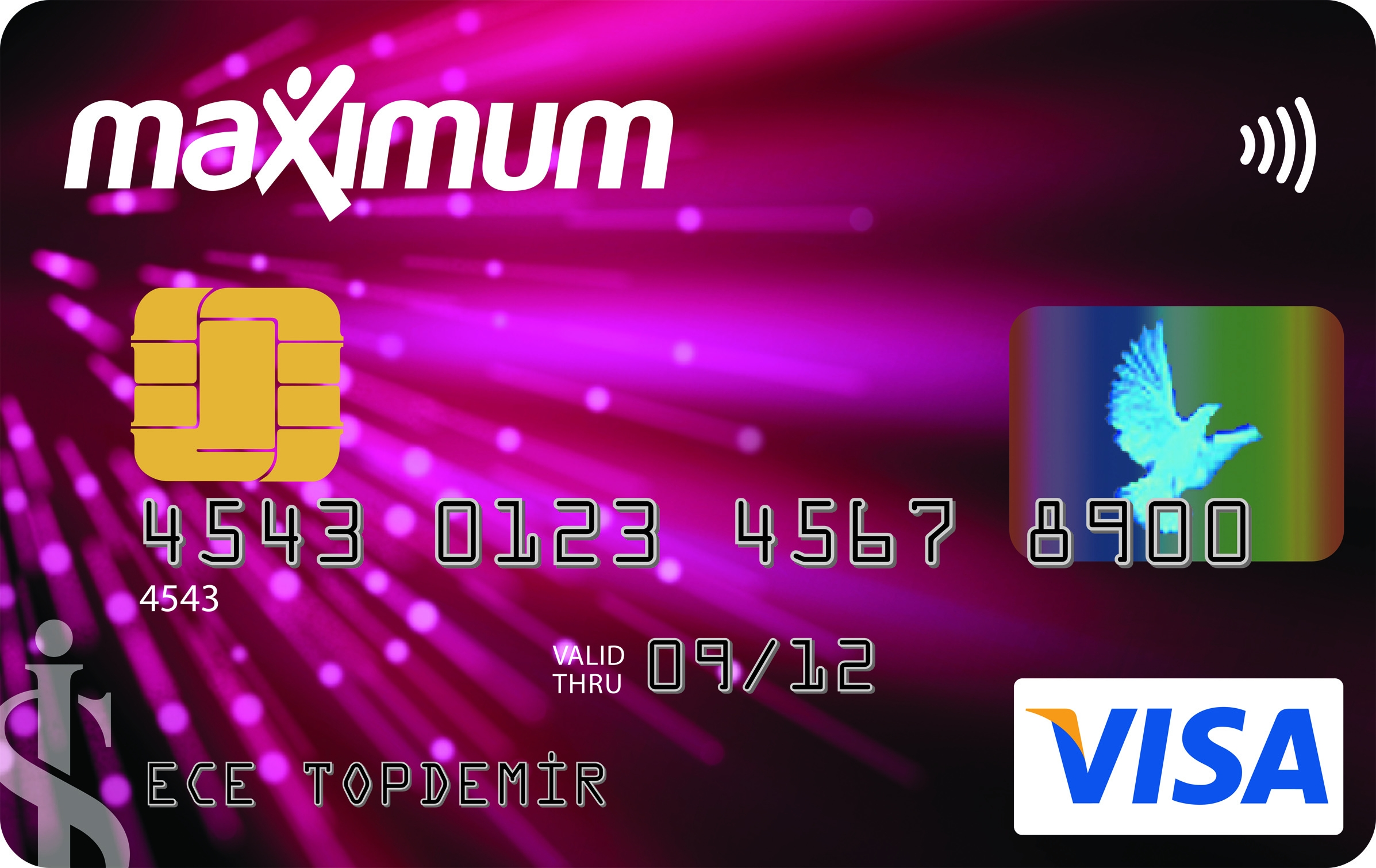 İş Bankası Maximum Kart Başvurusu (BÜTÜN MAXİMUM KARTLAR)